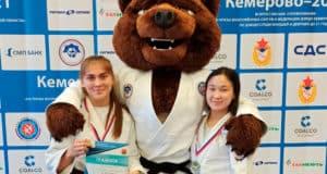 Спортсменки с Алтая завоевали путевки на первенство России по дзюдо