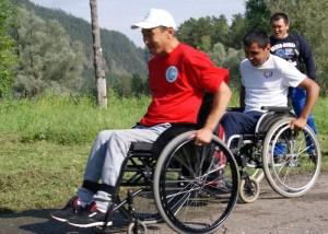 Парафестиваль искусства и спорта состоялся в Республике Алтай