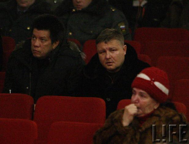 Выживший в катастрофе Анатолий Банных приехал на похороны Василия Вялкова