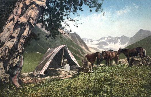 В долине реки Капчала