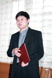 Евгений Бутушев стал 19-м лауреатом премии имени Гуркина