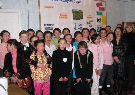 На слет друзей заповедника собрались представители четырех сел Улаганского района