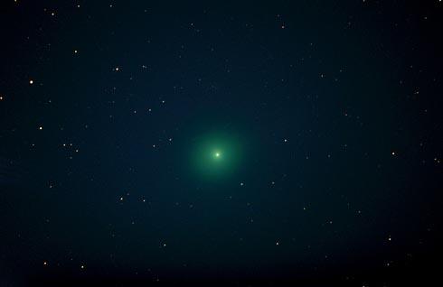 Комета Лулин (C/2007 N3 Lulin)
