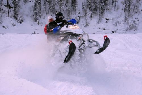 Телецкого снежного ралли-2009. Фото А.Тырышкина