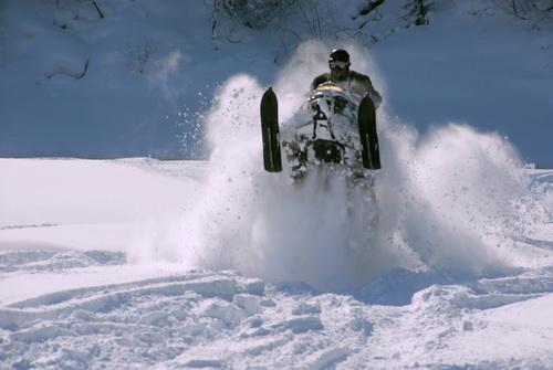 Телецкое снежное ралли-2009. Фото А.Тырышкина