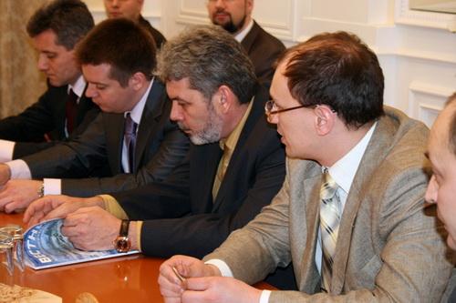 Совещание с резидентами «Алтайской долины» в РосОЭЗ