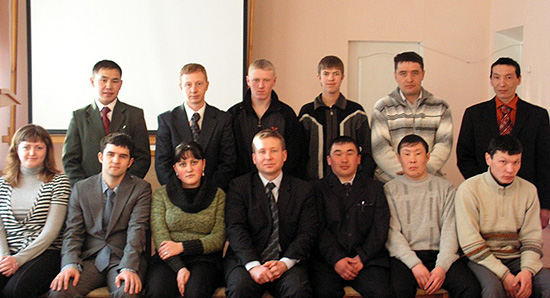 В Горно-Алтайске прошло учредительное собрание Российского союза сельской молодежи