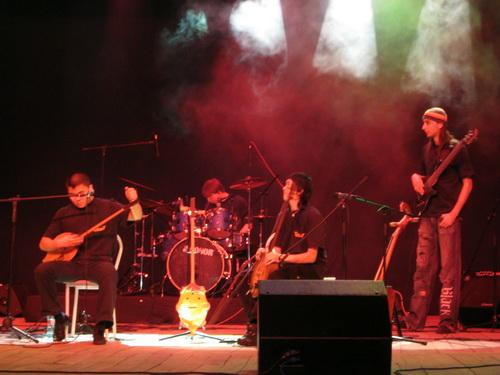 Этно-рок-группа «Теленгит»