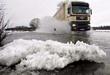 Движение тяжелого транспорта на Алтае временно ограничат