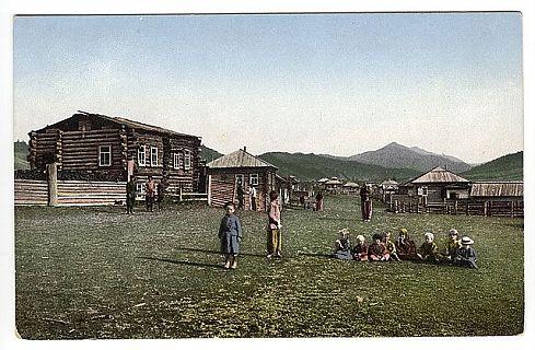 Сергей Борисов, Горный Алтай (1904-1907 годы)