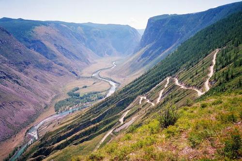 Дорогу на Кату-Ярыке проложат по новому маршруту