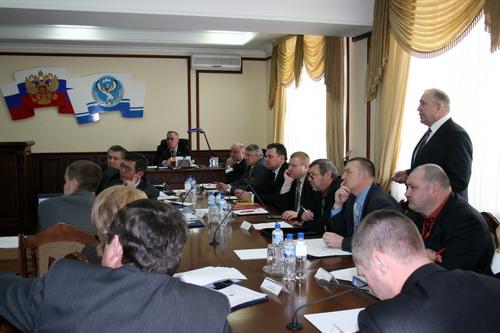 20 марта в Горно-Алтайске прошло совещания по вопросам газификации Республики Алтай