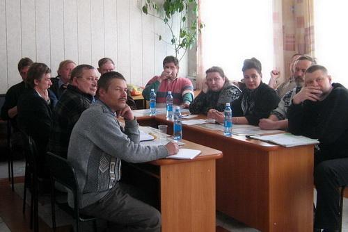 В Горно-Алтайске состоялось заседание Научно-технического совета Алтайского государственного природного заповедника