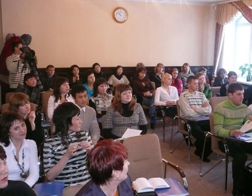 Специалисты Пенсионного фонда рассказали молодым людям о формировании пенсий и материнском капитале