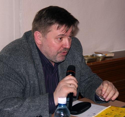Член совета директоров ЗАО «Русская усадьба» Олег Корецкий