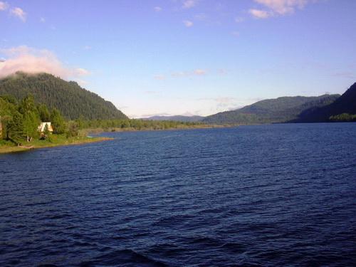 В скором будущем Телецкое озеро может стать биосферным резерватом