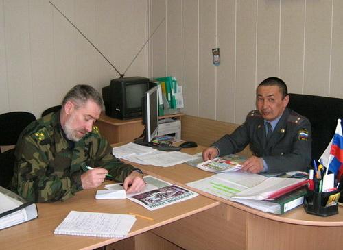 Сергей Спицын и Иван Тюльтеков договорились о сотрудничестве