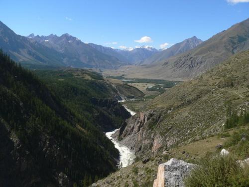 Долина река Аргут. Фото с сайта tourism.intat.ru
