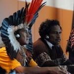 Коренные народы потребовали компенсировать ущерб, причиняемый в ходе экономического развития их территорий (фото)