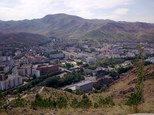 Барнаул и Алтай станут побратимами (фото)