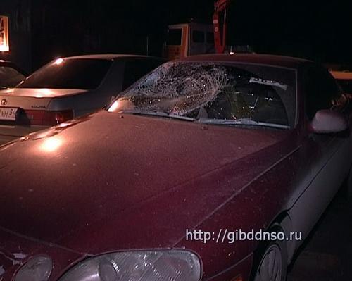 Ольга сокрушалась, что у ее машины разбито переднее стекло
