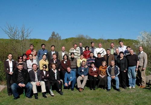 Участники семинара на Вильме