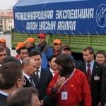 Владимир Путин дал старт экспедиции «По следам Великого Шелкового Пути» (фото)