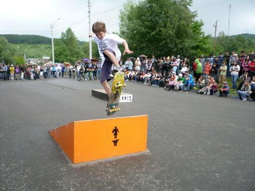 В Горно-Алтайске прошел первый фестиваль субкультур (фото)