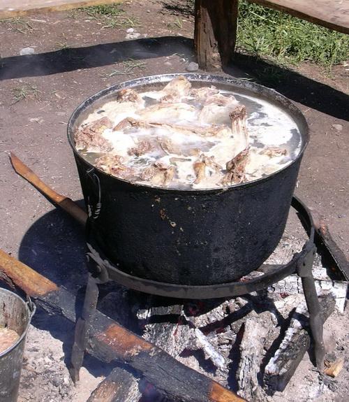 Кош-агачская баранина считается самой вкусной на Алтае