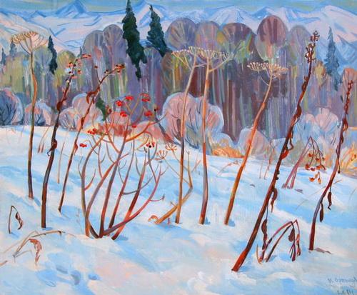 «Кыш (зима)», 1986 год