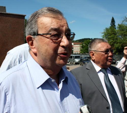Господин Примаков доволен визитом на Алтай
