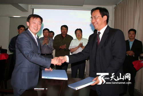 Власти Алтая и энергетики подписали соглашение о строительстве ветряной электростанции