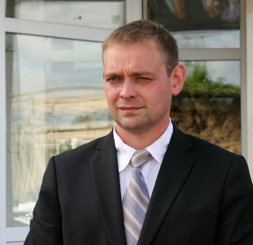 Директор завода Эдуард Колерт