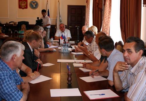 Встреча «Магистрали» вс руководством республики: каждый остался при своем