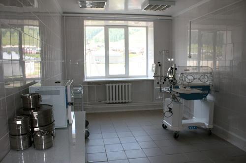 В родильном отделении