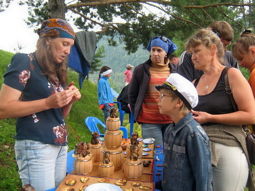 В Артыбаше прошел Телецкий водный праздник (фото)