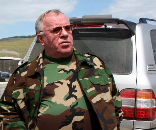 Глава республики посетил с инспекционной поездкой Улаганский район