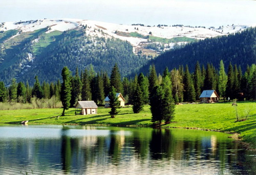 Катунский государственный биосферный заповедник