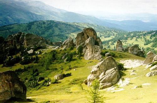 Западно-Алтайский государственный природный заповедник