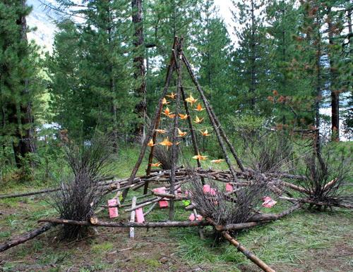 Мотивы The Blair Witch Project в алтайских лесах с легкой руки тульских архитекторов