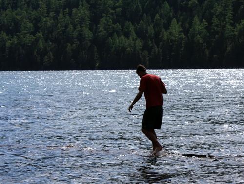 Прогулки по воде