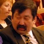 Эдуард Бабрашев стал зайсаном мундусов