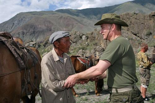 Гостеприимный пастух и премьер