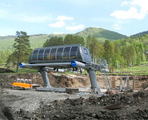 Ход строительства (фото: специализированная строительная компания «Система-А»)