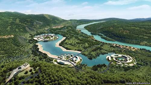 Проектировщики уверены, что без искусственного озера «Алтайская Долина» потеряет смысл