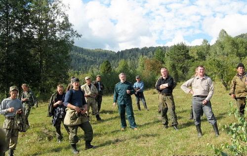 В Школе госинспекторов обучались представители десяти особо охраняемых природных территорий