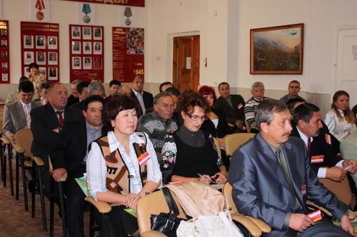 В Горно-Алтайске прошла конференция «Справедливой России»