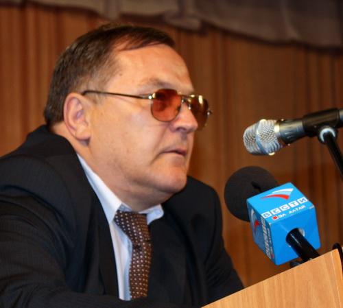 Глава Чойского района рассказал о «маленькой победоносной революции»