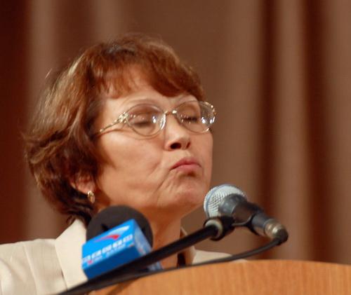 Коммунист Мария Демина выразила недовольство «подмятым» положением