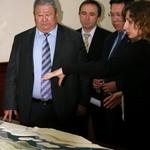Базарсаду показали проект «Алтайской Долины» (фото)